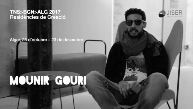 ENTREVISTA A MOUNIR GOURI. ALGER, DESEMBRE 2017